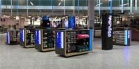 #021 Tech2go Electronics Store Display Solution - Custom ...