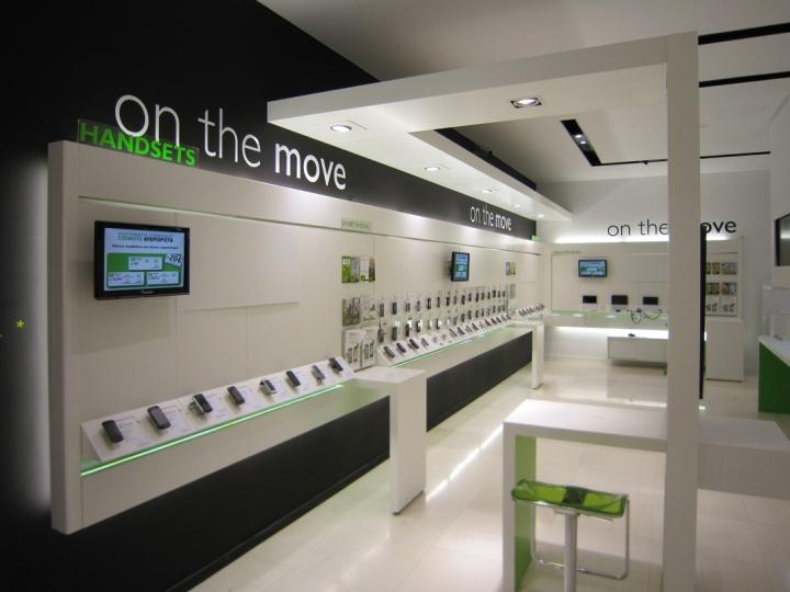 Best Mobile Shop Interior Design