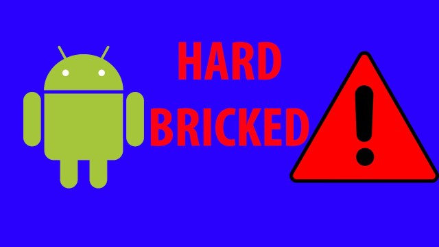 android-bricked