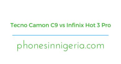 tecno vs infinix - Phonesinnigeria