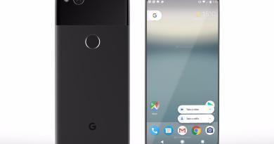 Google Pixel 2 & Pixel XL 2
