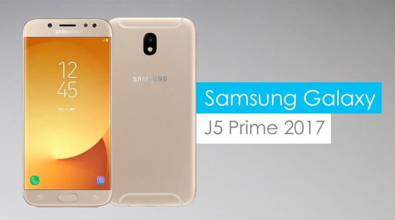 samsung galaxy j5 prime 2017
