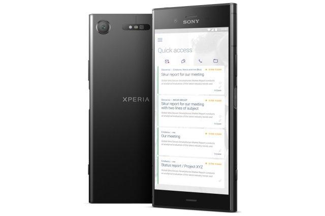 Sikur Xperia Sony