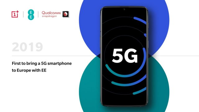 OnePlus 5G launching