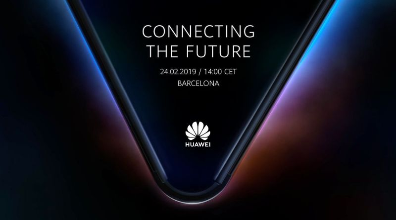 huawei 5g foldable phone