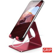 red lamicall style adjustable smartphone stand for marketing giveaway