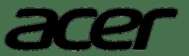 Acer logo black