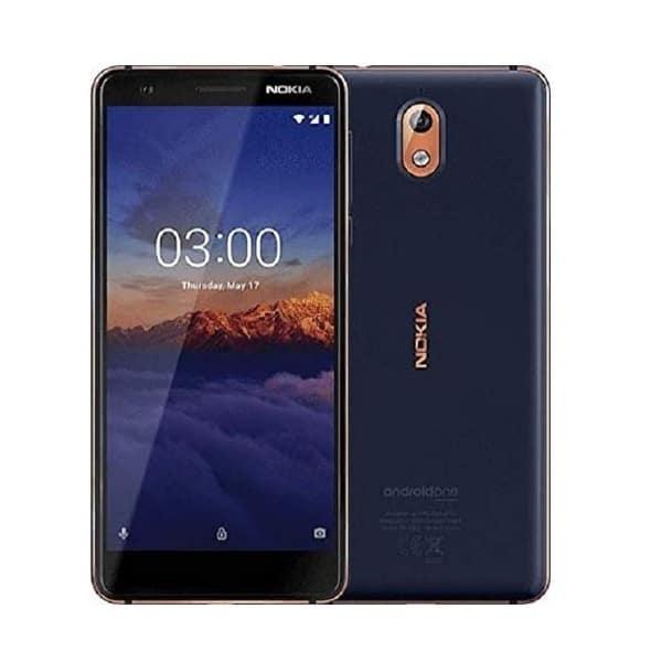 Nokia 3.1 Blue