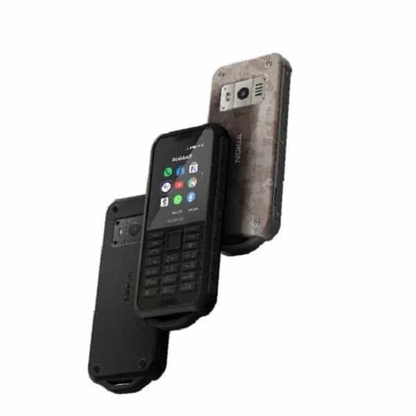 Nokia 800 Tough Colors