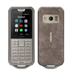 Nokia 800 Tough Desert Sand