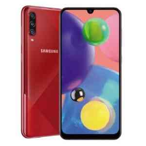 Samsung Galaxy A70s Red