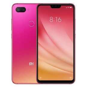Xiaomi Mi 8 lite pink