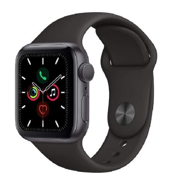 Apple Watch Series 5 44mm black