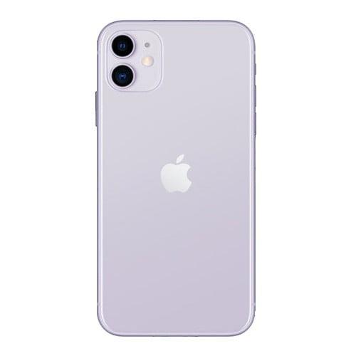 iphone 11 Back Purple color