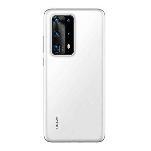 Huawei P40 Pro Plus white back Display Image