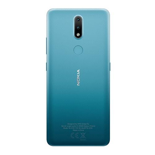 Nokia 2.4 Blue back