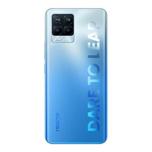 Realme 8 Pro Blue back