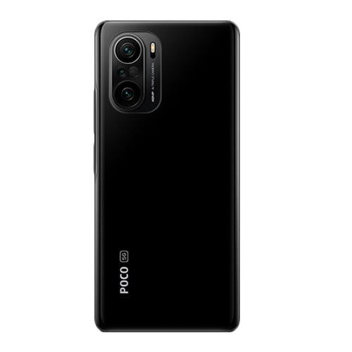Xiaomi Poco F3 black back