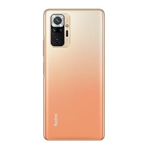 Xiaomi Redmi Note 10 Pro Gradient Bronze back