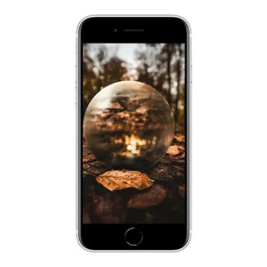 iPhone SE 2020 front image