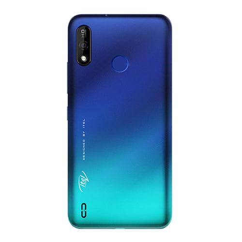 iTel A36 Blue back
