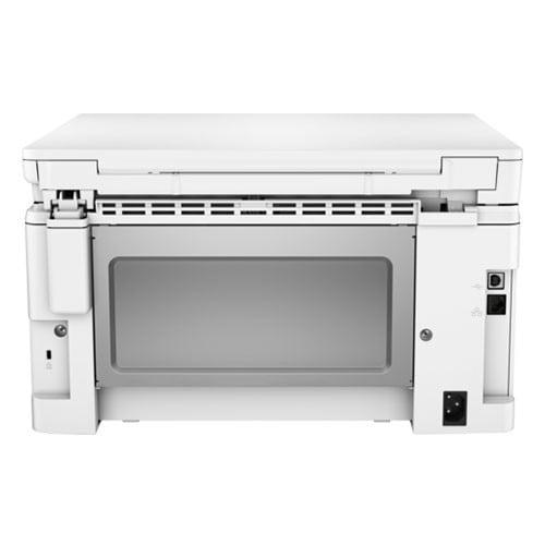 HP LaserJet Pro MFP M130nw Wireless Printer Front Open Display