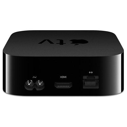 Apple TV 4K 64GB Back Side Display