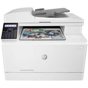 HP Color LaserJet Pro MFP M183fw Printer Front Display