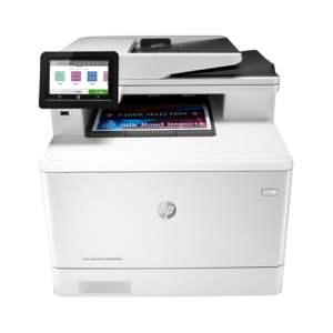 HP Color LaserJet Pro MFP M479fnw Printer Front Display