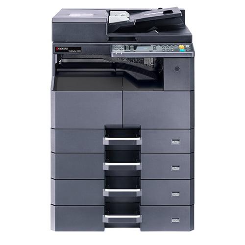 Kyocera TaskAlfa 2020 Printer Copier Front Display