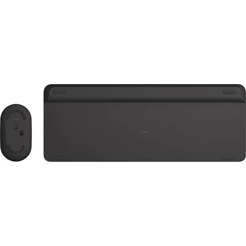 Logitech MK470 Slim Wireless Keyboard and Mouse Combo Black