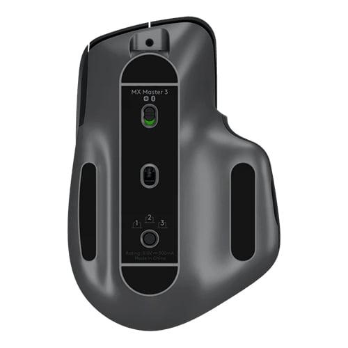 Logitech MX Master 3 Advanced Wireless Mouse Bottom View