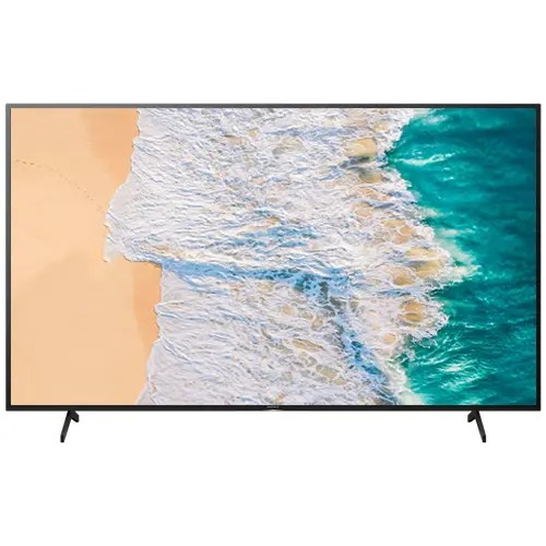 """Sony [49X8000] 49"""" inch 4K Ultra HD with HDR Smart TV Front Display"""