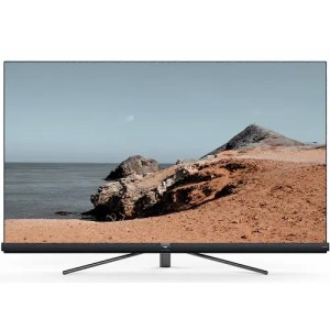 """TCL (55C8) 55"""" inch 4K QUHD Smart TV Front Display"""