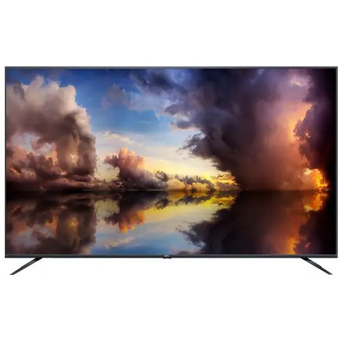 """TCL (55P8M) 55"""" inch 4K UHD Android Smart TV Front Display"""