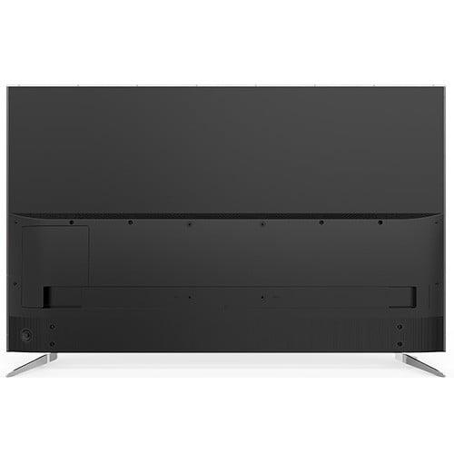 "TCL (65C8) 65"" inch 4K UHD Dolby Vision HDR Roku Smart TV Back Display"