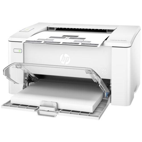 HP LaserJet Pro M102a Printer Front Display