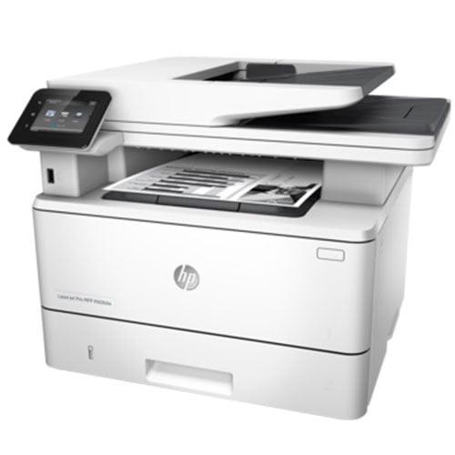 HP LaserJet Pro MFP M426dw Wireless Printer Front Side Display
