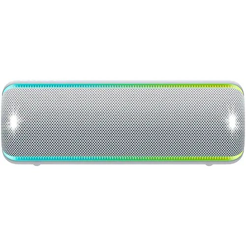 Sony SRS-XB32 Front Silver