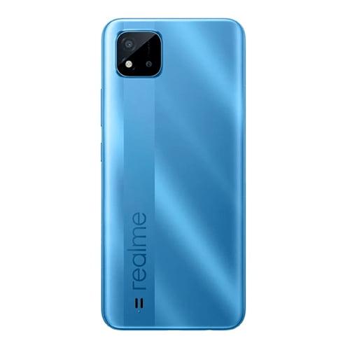 Realme C11 2021 Blue back