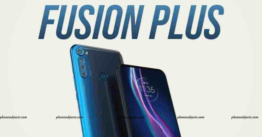 Motorola One Fusion Plus Featured Image