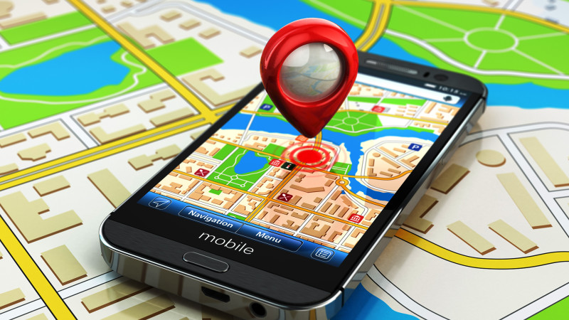 What are the ways through which you can track the location of your phone