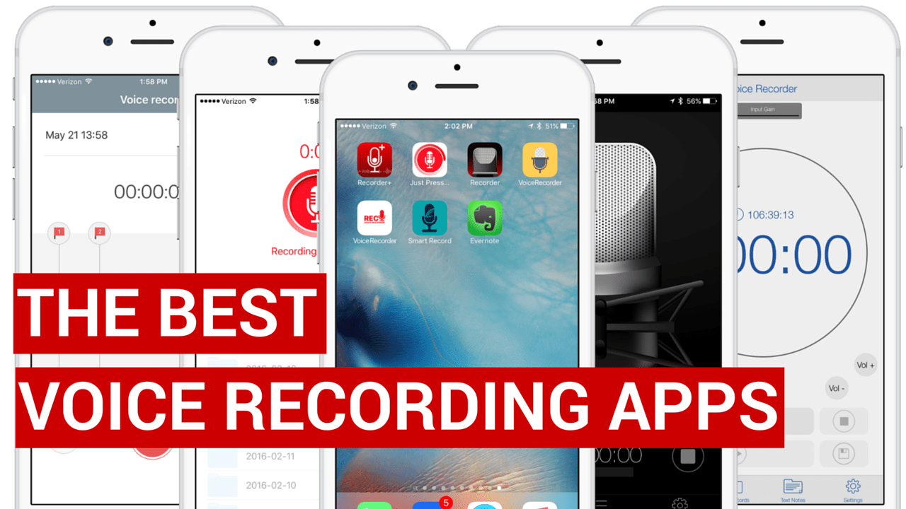 Best Spy Voice Recorder: Hidden Voice & Audio Recorders
