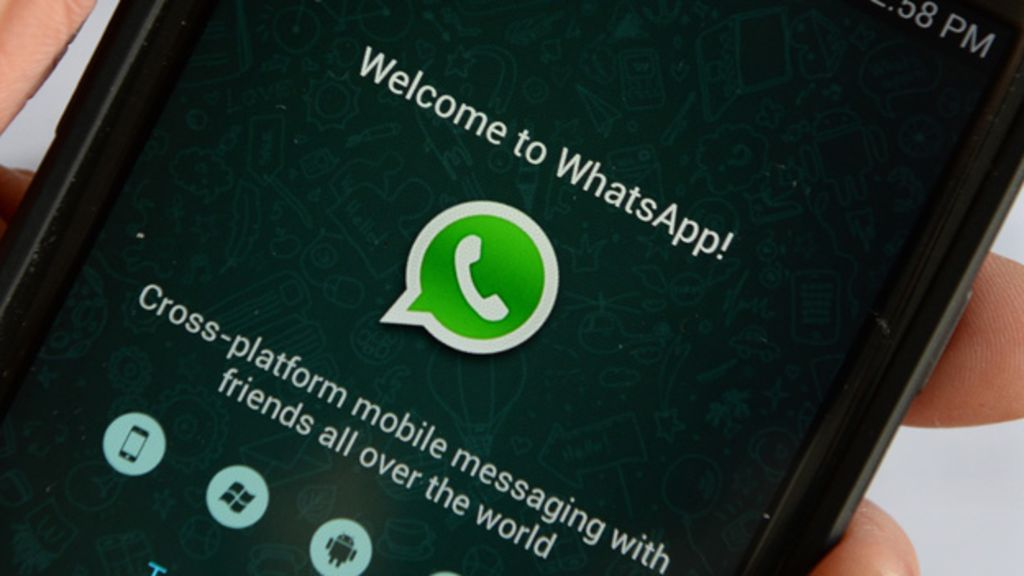 How to hack WhatsApp from another phone