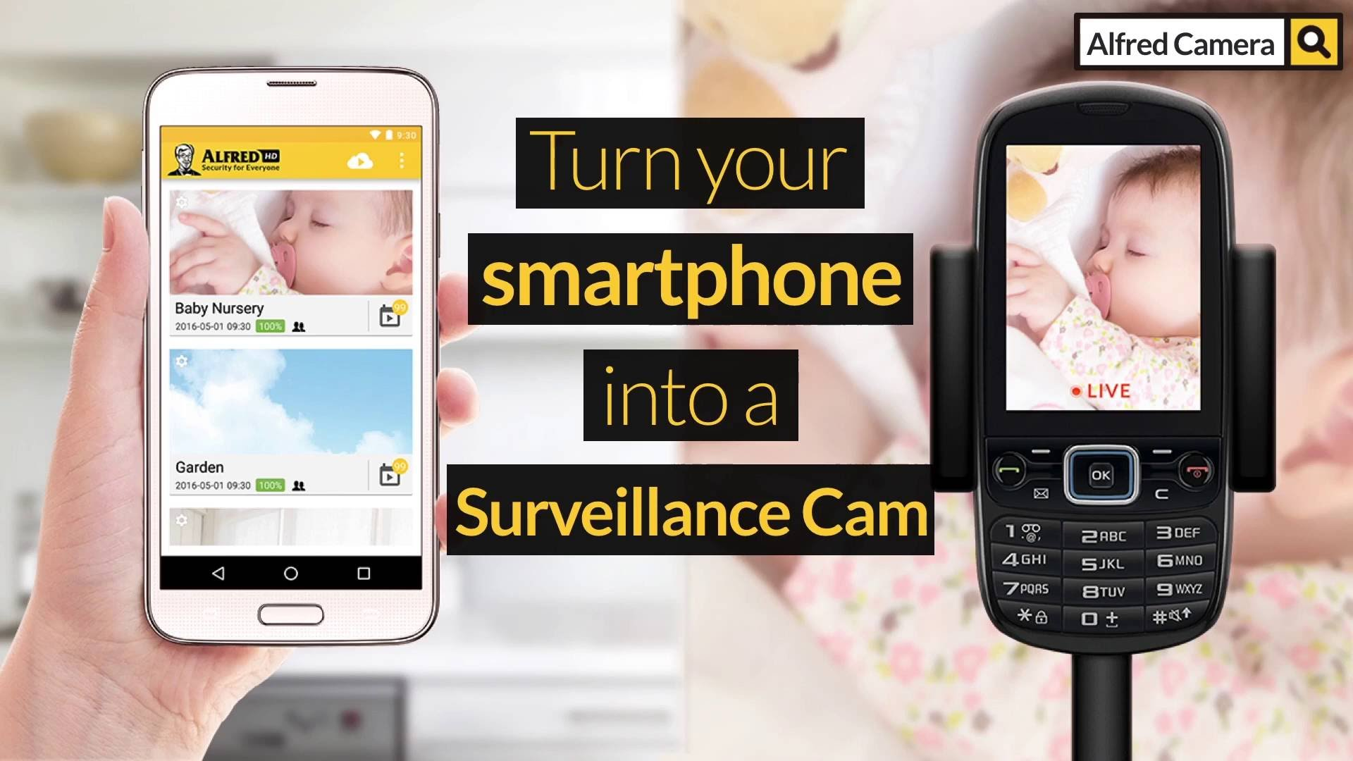 List of Top Wireless Spy Camera for iPhone & Android