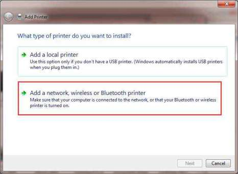 Sửa lỗi Windows cannot connect to the printer với Local Port 3