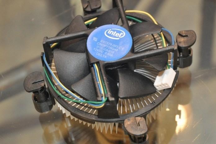 Trực quan Intel core i3 8100