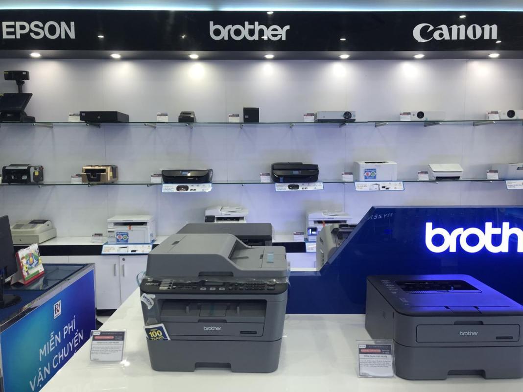 lựa chọn máy in tốt nhất giá rẻ tại Phong Vũ