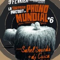 Phono Mundial invite Sahel Sounds - Samedi 9 Février