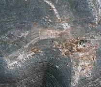 Anche questi geoglifi si riscontra una somiglianza con la simbologia elettronica e ricordare ad una ipotetica scheda di un circuito stampato.